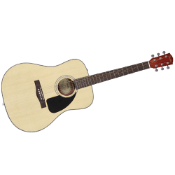 FENDER CD-60 NATUREL