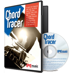 LOGICIEL ÉDITION MUSICALE IPE CHORD TRACER