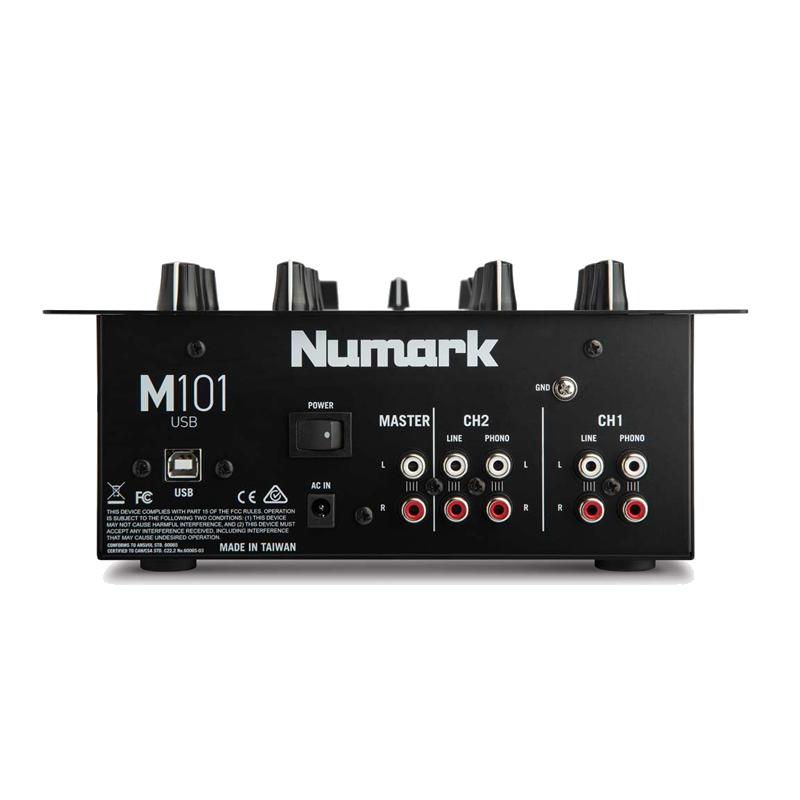 Numark m101 usb scotto musique - Table de mixage virtuel gratuit en francais ...