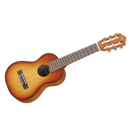 YAMAHA GL1 TOBACCO BROWN SUNBURST GUITALELE