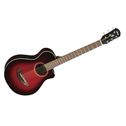 YAMAHA APXT2 - DARK RED BURST