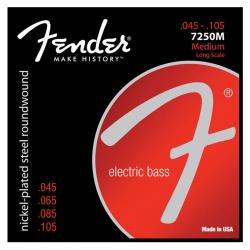 FENDER 7250M - MEDIUM 45-105