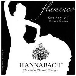 HANNABACH 827MT FLAMENCO TENSION NORMALE