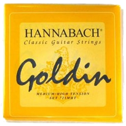 HANNABACH 725MHT GOLDIN TENSION NORMALE