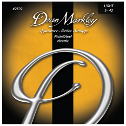 DEAN MARKLEY 2502 - LIGHT 9-42