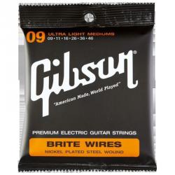 GIBSON SEG-700ULMC - BRITE WIRES 9-46