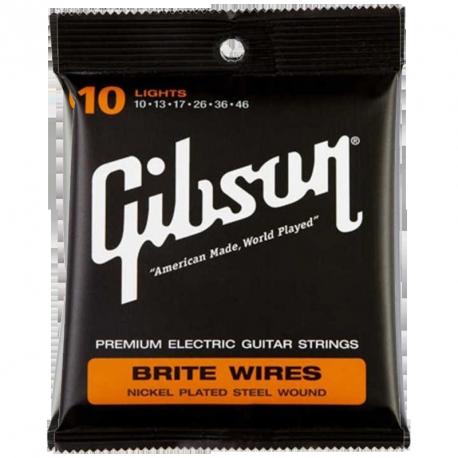 GIBSON SEG-700L - BRITE WIRES 10-46