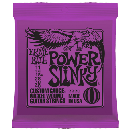ERNIE BALL EP02220 - POWER SLINKY