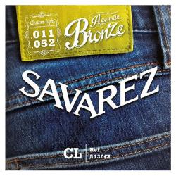 SAVAREZ A130CL - CUSTOM LIGHT 11-52