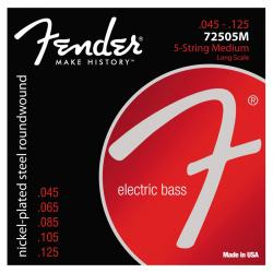 FENDER 72505M - MEDIUM 45-125