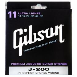 GIBSON SG-J200UL - ULTRA LIGHT 11-52
