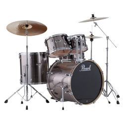"PEARL EXX725C-21 - EXPORT STANDARD 22"" SMOKEY CHROME"