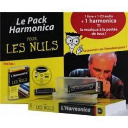 PACK HARMONICA POUR LES NULS