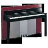 PIANO NUMÉRIQUE YAMAHA MODUS F02 PR - LAQUÉ ROUGE