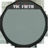 VIC FIRTH PAD12 - PAD ENTRAINEMENT 12 POUCES