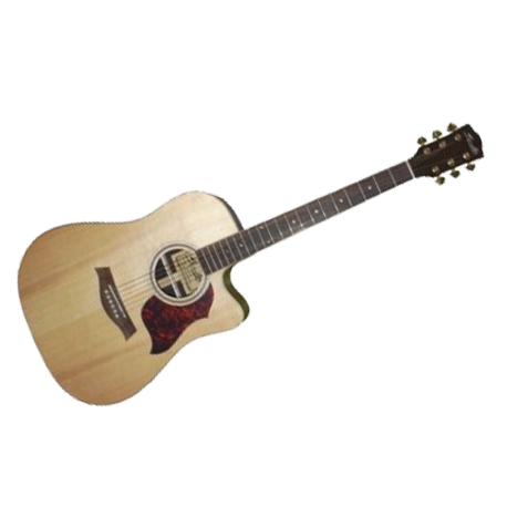 GUITARE ÉLECTRO-ACOUSTIQUE SCOTTO 9020