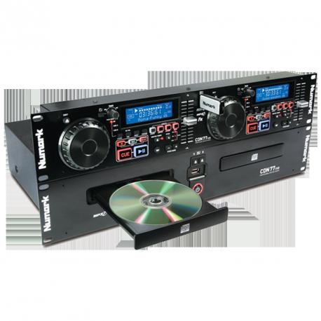LECTEUR CD POUR DJ NUMARK CDN77 USB