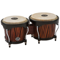 LATIN PERCUSSION SERIE CITY - CARVED MANGO