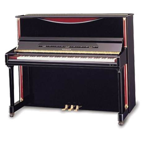 PIANO DROIT SAMICK 125 DIAMANT