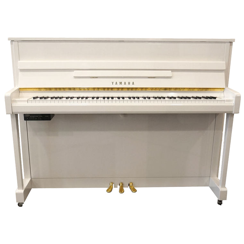 yamaha b2esg2pwh blanc brillant silent scotto musique. Black Bedroom Furniture Sets. Home Design Ideas