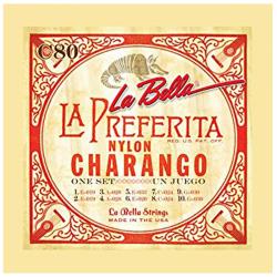 LA BELLA LC80 - CORDES POUR CHARANGO