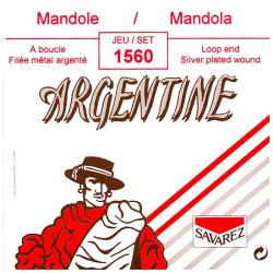 ARGENTINE 1560L - CORDES POUR MANDOLE ORIENTALE