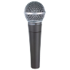 MICROPHONE SHURE SM58-LCE
