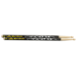 HOT STICKS BLACK FLAME