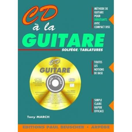 LOGICIEL ÉDUCATION MUSICALE SCOTTO CD À LA GUITARE