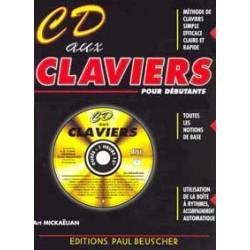 LOGICIEL ÉDUCATION MUSICALE SCOTTO CD AUX CLAVIERS