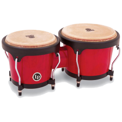 LATIN PERCUSSION ASPIRE - RED WOOD