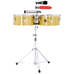 LATIN PERCUSSION TITO PUENTE LP256-B - LAITON MASSIF