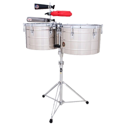 LATIN PERCUSSION TITO PUENTE LP258-S - INOX