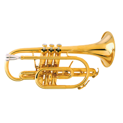 B&S 3142/2-GL BROCHON Bb CORNET