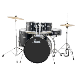 "PEARL RS505CC-31 - ROADSHOW FUSION 20"" JET BLACK"