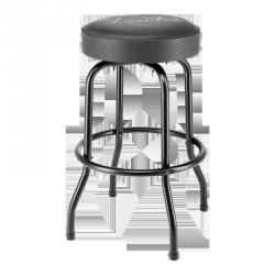 "FENDER BAR STOOL 30"" - LOGO BLACK"