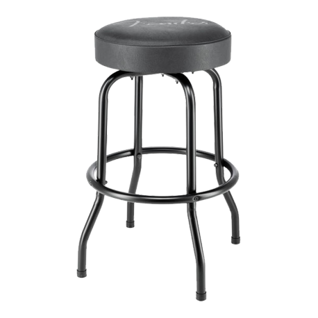 Astonishing Fender Bar Stool 30 Logo Black Camellatalisay Diy Chair Ideas Camellatalisaycom
