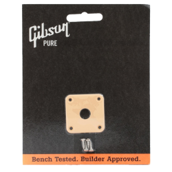 GIBSON PRJP-030 JACK PLATE CREME