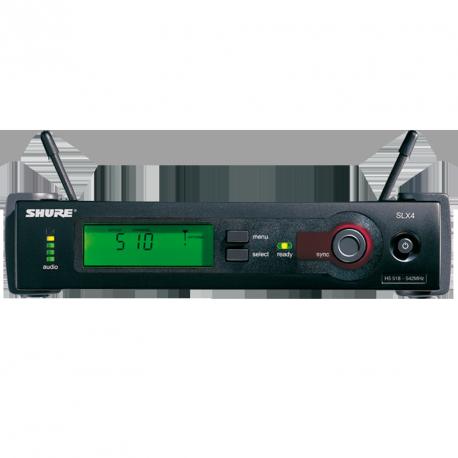 MICROPHONE SHURE SLX4E-L4