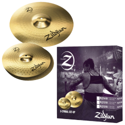 ZILDJIAN PLZ1316 PLANET Z SET