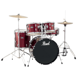 "PEARL RS525SCC-91 - ROADSHOW ROCK 22"" RED WINE"