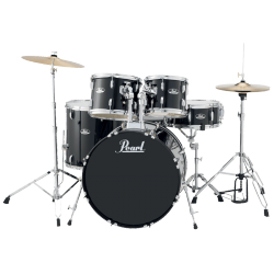 "PEARL RS525SCC-31 - ROADSHOW ROCK 22"" JET BLACK"