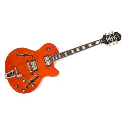EPIPHONE EMPEROR SWINGSTER - SUNSET ORANGE