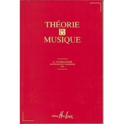 MÉTHODES LEMOINE THÉORIE DE LA MUSIQUE