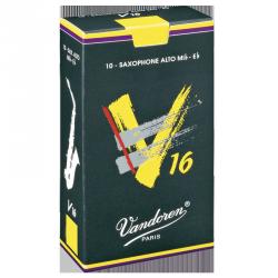 VANDOREN SR7015 - 10 ANCHES SAXOPHONE ALTO V16 MIB 1.5