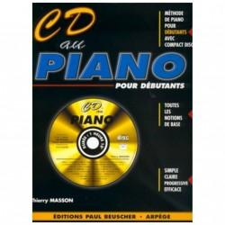 MÉTHODES PAUL BEUSCHER CD AU PIANO