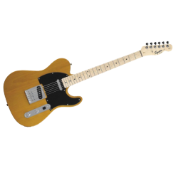 SQUIER TELECASTER AFFINITY - MN BUTTERSCOTCH BLONDE