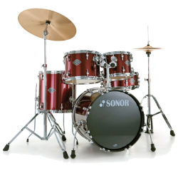 "SONOR SMF11 - SMART FORCE STAGE 2 STANDARD 22"" WINE RED"