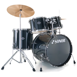 "SONOR SMF11 - SMART FORCE COMBO JAZZETTE 18"" BLACK"