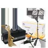 pack saxophone complet pour débutant